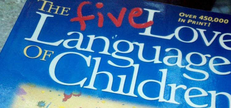 Recenzia Deti a päť jazykov lásky